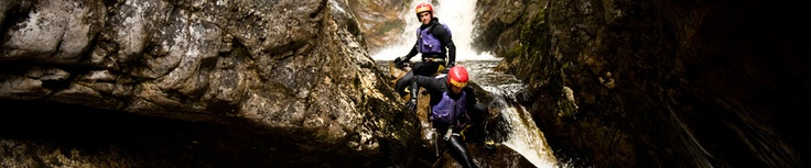 Cradle Mountain Canyons, canyoning in Tasmania's Cradle Mountain