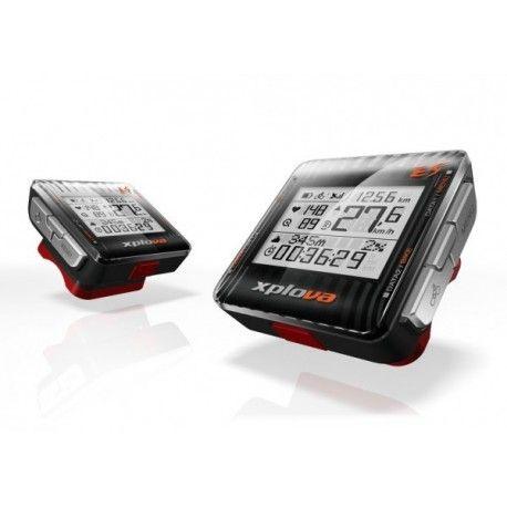 GPS Xplova E5 Negro por sólo 103,20€ en #bikepolis