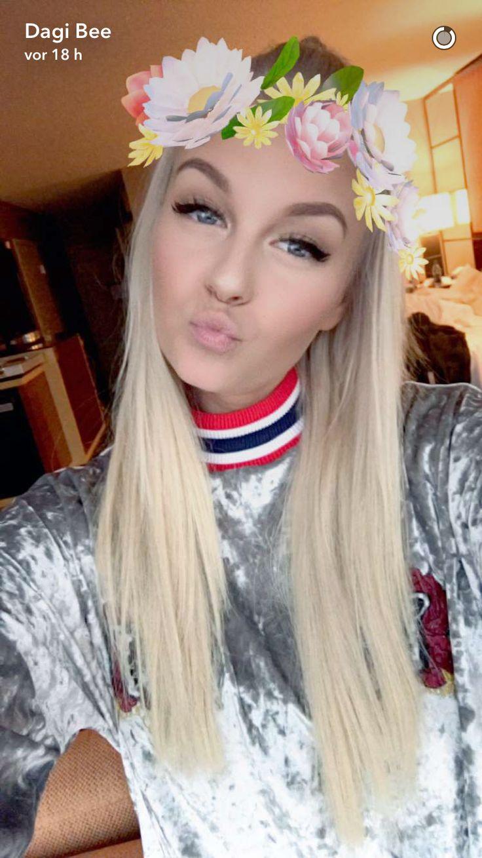 Dagi Bee #Snapchat #Snap #Cute