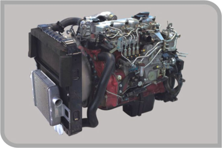 Dyna 6R Chasis 130 PS XT Engine