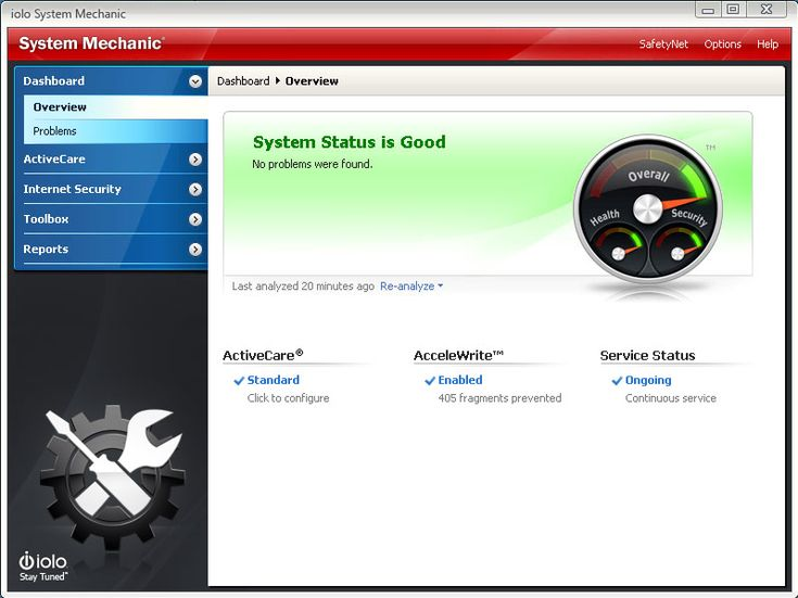 Iolo System Mechanic 14 Software Technology Private Server