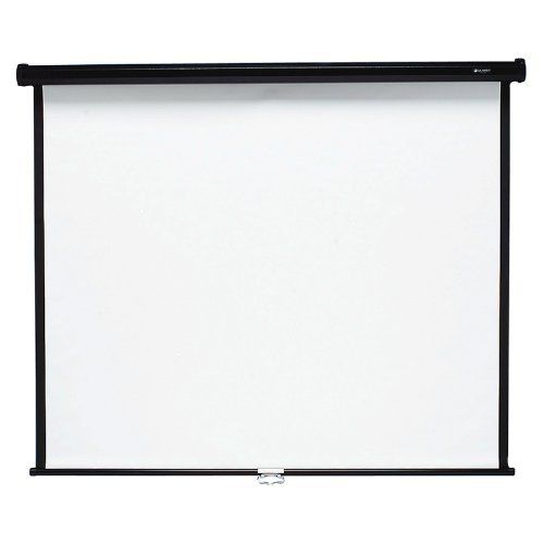 Quartet Wall and Ceiling Projection Screen, 84 x 84 Inches (684S) by Quartet. $259.90. Plan, organize, collaborate, and share essential information and ideas with executive-style bulletin boards, whiteboards, calendar boards, easels, markers, art accessories and more from Quartet. Whatever your message, communicate with impact using the Quartet Wall and Ceiling Projection Screen. It is easy-to-install and offers a high-resolution 84 x 84 Inch projection screen which enhan...