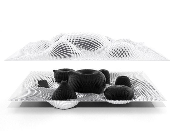 Ross Lovegrove - Advanced Rapid, limited edition tea set, 2009