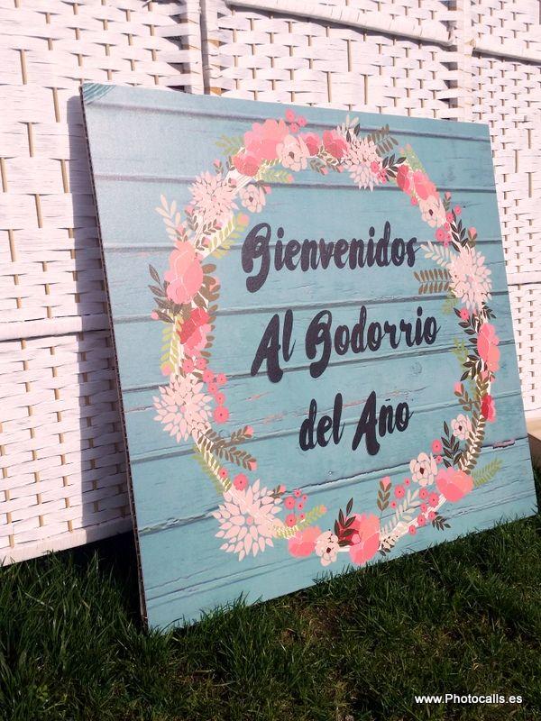 Cartel para boda #photocall #photobooth #boda #wedding #cartelesboda #españa #decoboda #carteldebienvenida #carteles #cartelespersonalizados