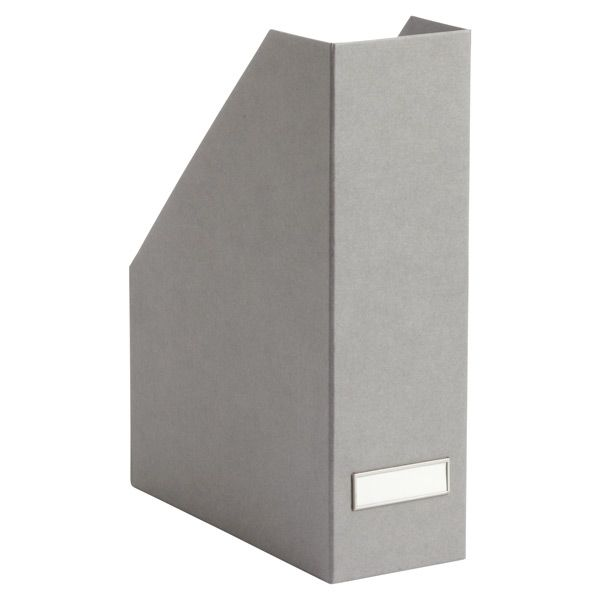 Bigso Grey Stockholm Magazine Holder