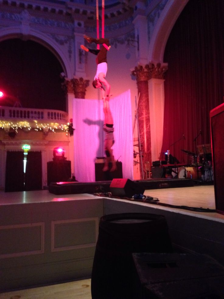 Amazing performance!! #christmas #Cheltenham