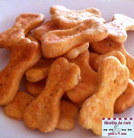 Biscotti al formaggio, ricette di cucina casalinga per cani