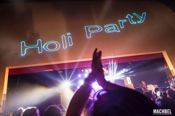 Holi Party Holi Party Festival 2014 en Centro Niemeyer de Avilés Asturias by machbel
