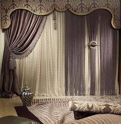 Pin de alessandro gomez en navidad pinterest cortinas for Cortinas marroquies