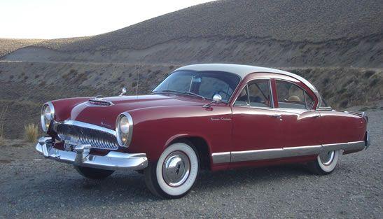 historia del Kaiser Carabela - autos clasicos - autos argentinos