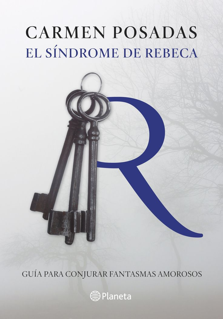 Recuperación de uno de los libros más buscados por los seguidores de Carmen Posadas. http://www.imosver.com/es/libro/el-sindrome-de-rebeca_0010035368