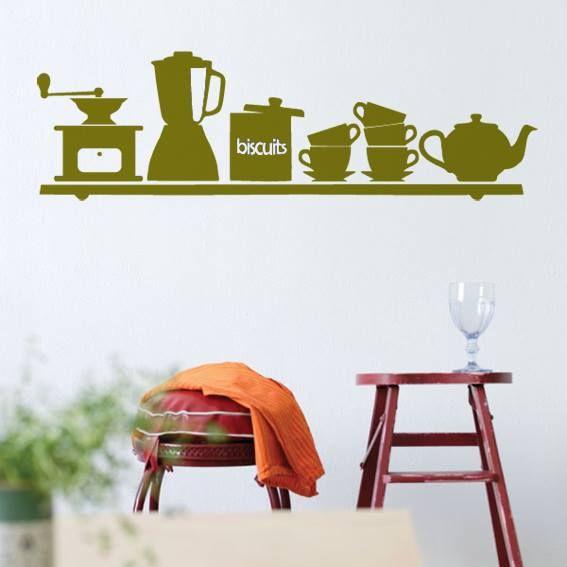 Vinilo perfecto para la cocina un toque vintage o retro - Vinilos para la cocina ...
