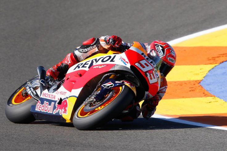 Marc Marquez, Repsol Honda Team, Valencia GP Race