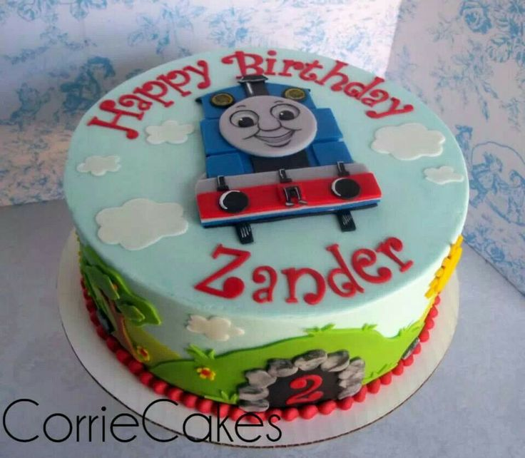 Cakes On A Train