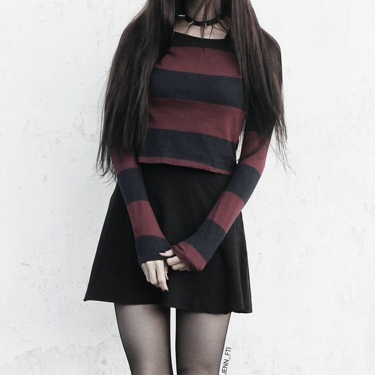 Best 25+ Alternative Outfits Ideas On Pinterest | Gothic Outfits Alternative Style And ...