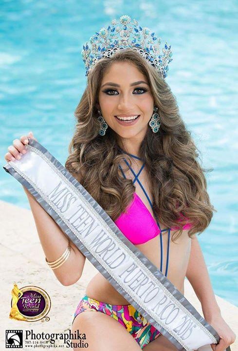 Miss Teen World International 73