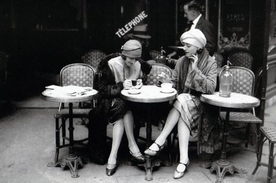 Paris, Ile-de-France, FRANCE, octobre 1925
