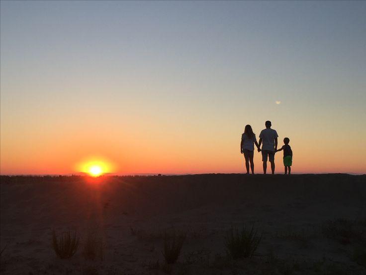 Montpellier, France #beach #sunset  #family #freedom