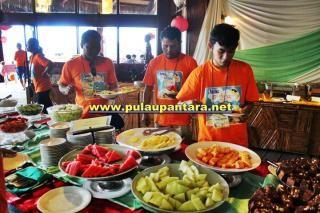 Jamie's Bloggers / Restaurant Pulau Seribu