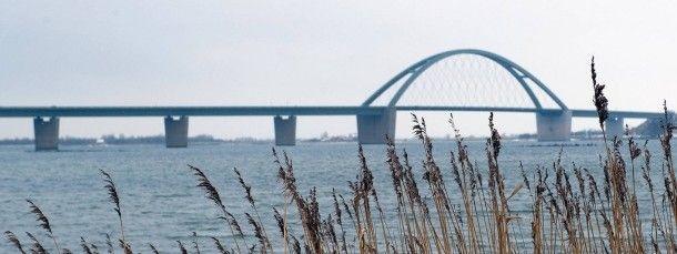 In welchem Zustand ist die Fehmarnsundbrücke?