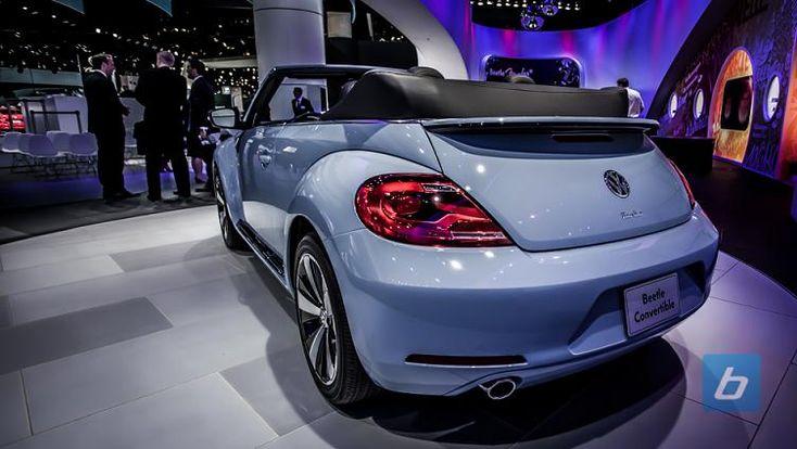 Volkswagen Beetle 2014 TDI