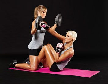25+ best ideas about Punching bag workout on Pinterest ...