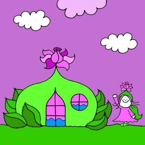 Bogyó és Babóca, Lili háza