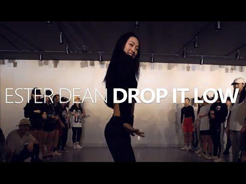 Ester Dean - Drop It Low ft. Chris Brown / Choreography. Jane Kim - YouTube
