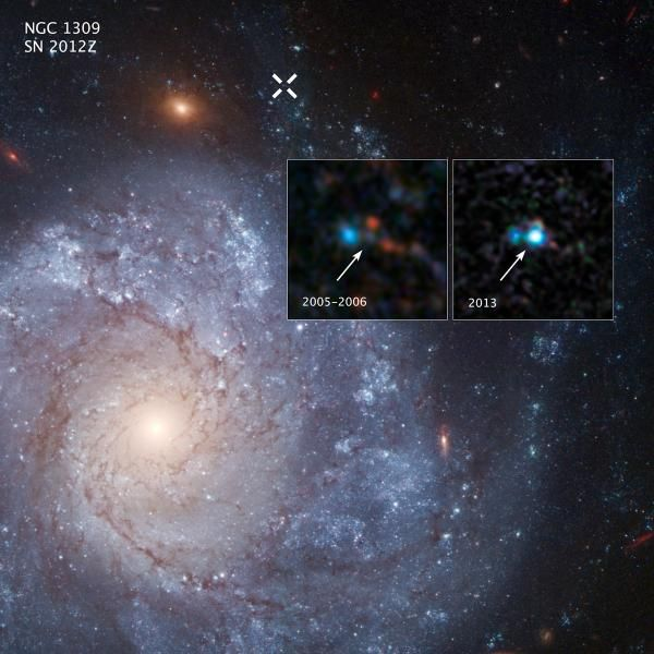 Possible zombie star found 110 million light years from ...