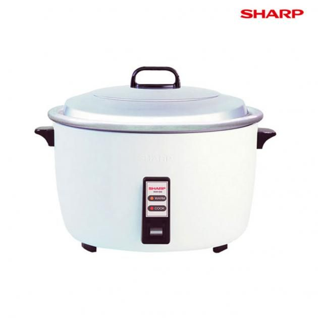Sharp Commercial Rice Cooker KSH555