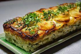 Tässä hyvä perunalisäke tarjottavaksi vaikka isänpäivän aterialla pihvin tai kalan kanssa.