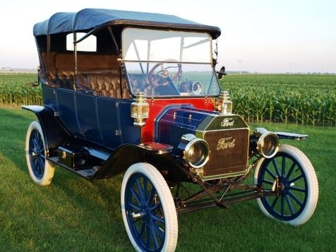1913 ford model t touring beautiful colors cars for Ford motor vehicle models