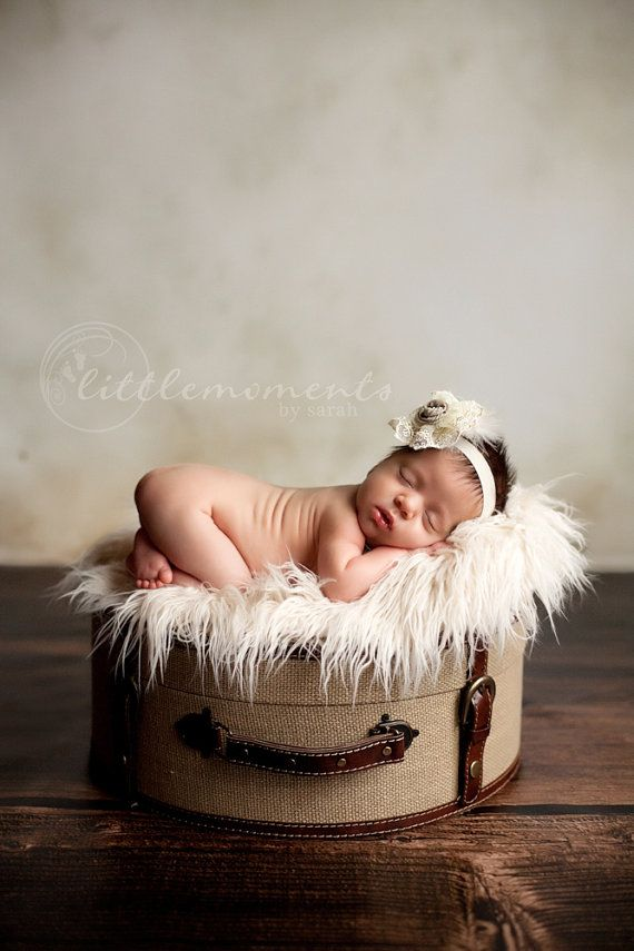 Sale off white newborn baby boy curly mongolian faux fur blanket great for photo prop