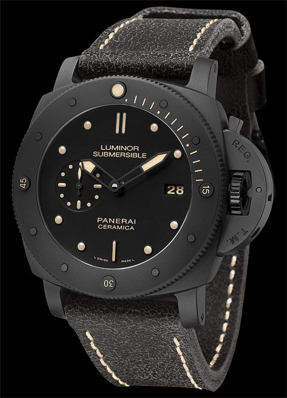 Officine Panerai Luminor Ceramic PAM 508 - I have a friend who is in love with this watch ...