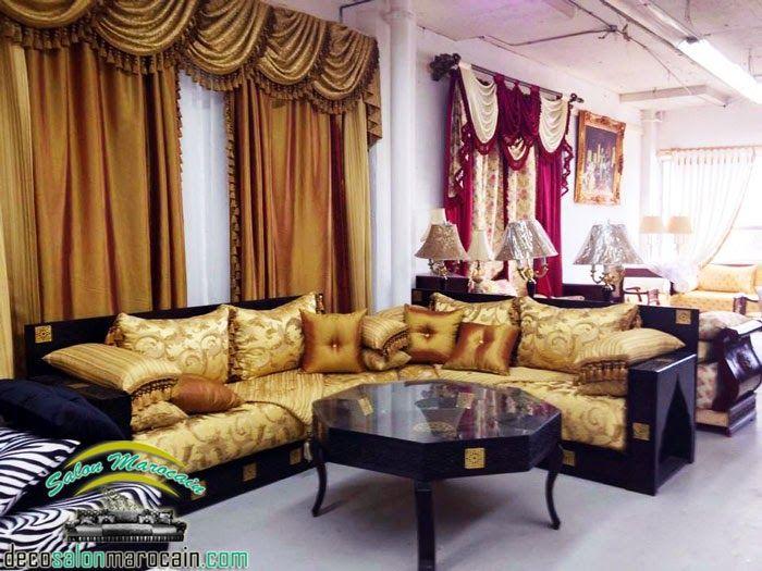 The 25 best ideas about salon marocain pas cher on - Salon oriental pas cher ...