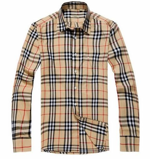 Burberry Men Long Sleeve - bought this for Mark.  Love it with his red sweater vest at Christmas!