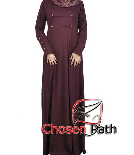 Regal Abaya Jilbab