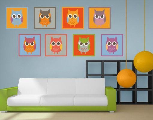 Babyzimmer deko eule  15 besten Eulen | Owls Bilder auf Pinterest | Eulen, Deko und Uhu
