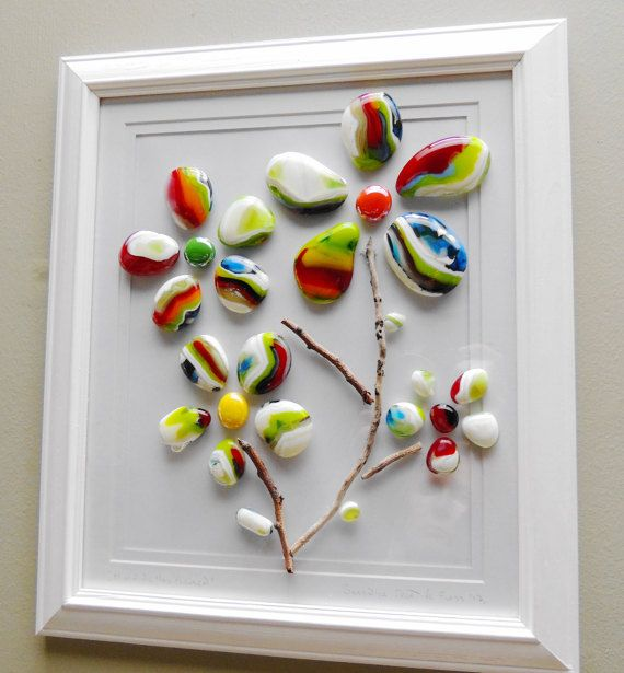 Fused Glass Wall Art: 25+ Best Ideas About Glass Wall Art On Pinterest