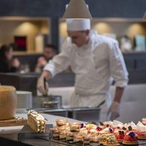 Cette brasserie gastronomique de Lyon @Marriott recommande son #brunch du dimanche de 11h30 à 15h30 - 69420 #Longes