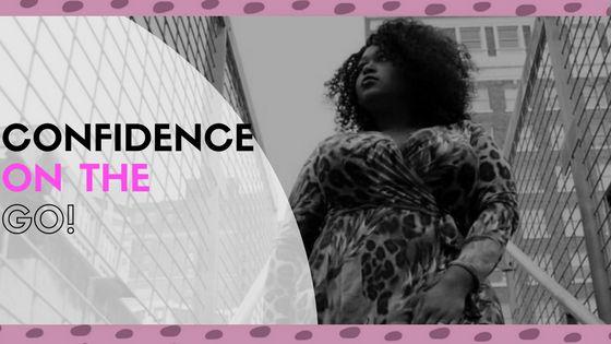 Confidence On The Go! Podcast: 1