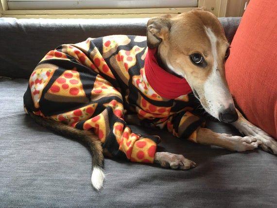Greyhound Onesie Pajamas Pizza Onesie Pajamas Greyhound Dog Pajamas