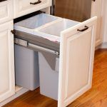 Chic Traditional Kitchen Trash Cans Kitchens Design