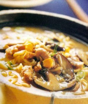 Asya usulü tavuklu şehriye çorbası - bizkadiniz.com