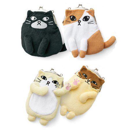 Mini bolsos gato