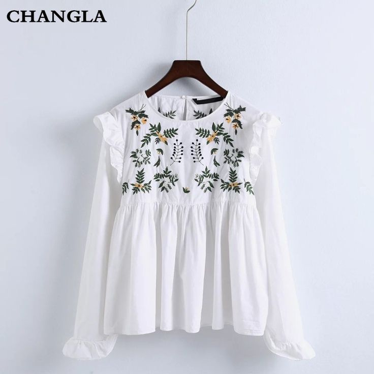 Elegant Women Tops And Blouses 2017 New Fashion Plus Size Women Clothing Long
