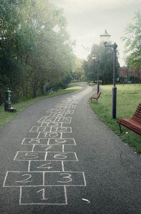 Juegos de siempre, al aire libre, inventa juegos ...