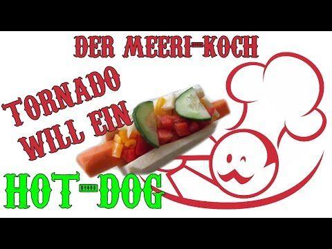Meeri-Koch: Hot-Dog für Tornado (das Meerschweinchen) - #Meerschweinchen #Food #GuineaPig #GuineaPigs