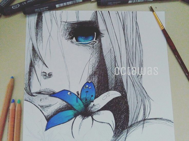 #octawas #MyDreams #wattpad #blueyes #tumblr #draw #girl #tumblrgirl #anime #manga