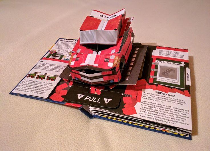Mattew Reinhart - LEGO Pop-Up Book